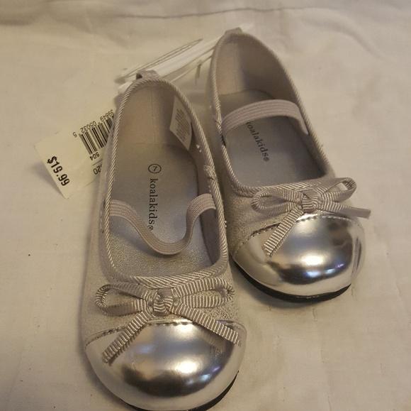 Koala Kids Other - Silver shoes in Sz 7